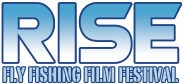 RISE Fly Fishing Film Festival Europe Logo